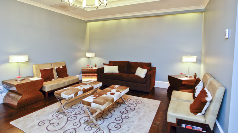 PropertyImage RemedeSpaAtlanta Atlanta Spa Basics MensLounge 1 CreditTheFiveStarTravelCorporation