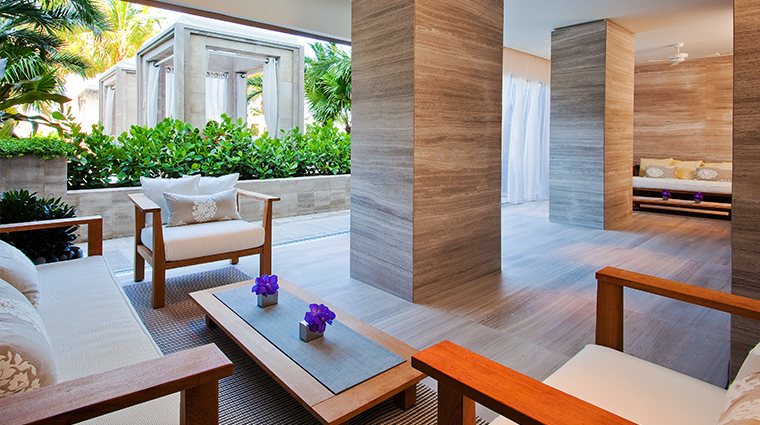 PropertyImage RemedeSpaMiami Spa Style Co EdRelaxationLounge CreditStarwoodHotelsandResortsWorldwideInc