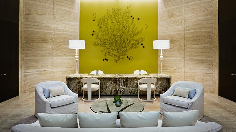 PropertyImage RemedeSpaMiami Spa Style Reception 2 CreditStarwoodHotelsandResortsWorldwideInc