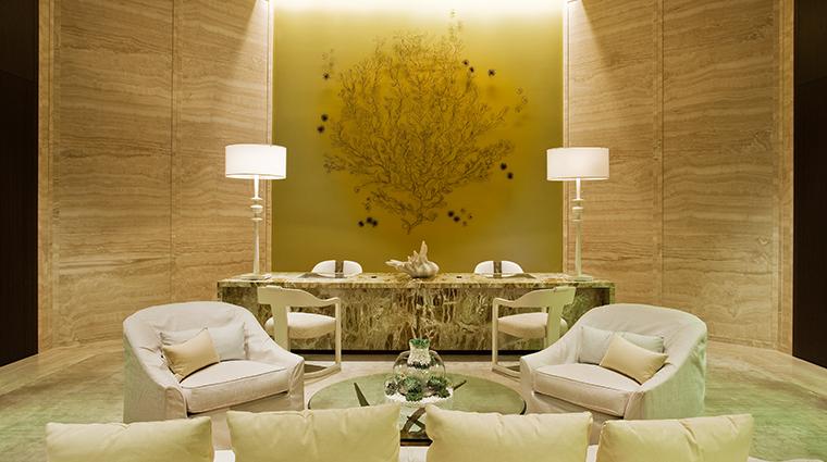 PropertyImage RemedeSpaMiami Spa Style Reception CreditStarwoodHotelsandResortsWorldwideInc