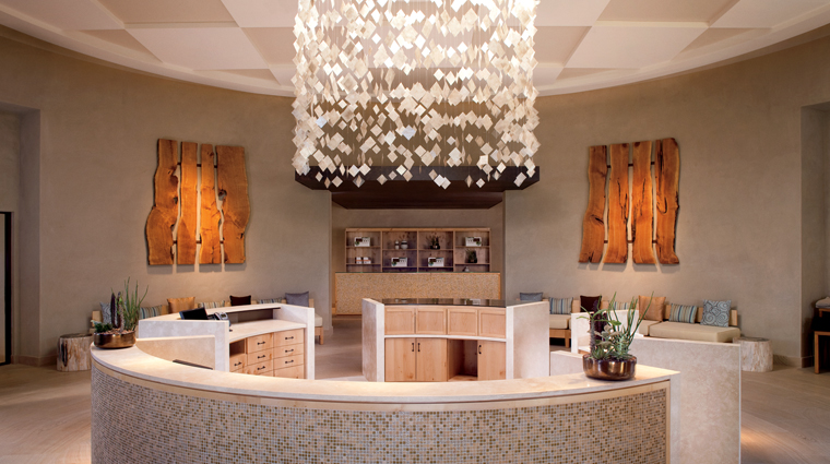 PropertyImage RitzCarltonSpaDoveMountain Spa Style Reception CreditTheRitzCarltonHotelCompanyLLC
