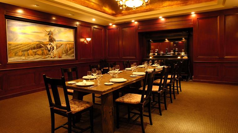 PropertyImage RooseveltSteakhouse Shanghai Restaurant Style Interior RooseveltRoom CreditRooseveltSteakhouse