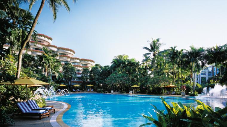 PropertyImage ShangriLaHotelSingapore Hotel Pool CreditShangriLaInternationalHotelManagementLtd