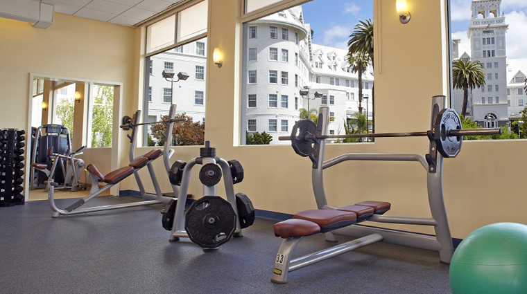 PropertyImage SpaClaremont Spa Style ClubWeightRoom CreditClaremontHotelandSpa