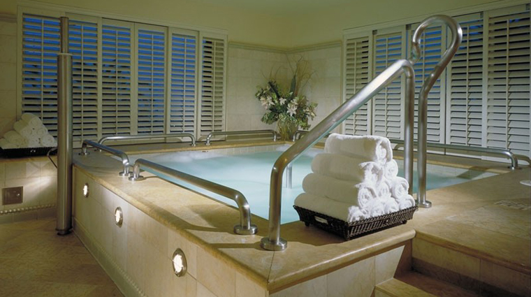 PropertyImage SpaClaremont Spa Style WhirlpoolTub CreditClaremontHotelandSpa