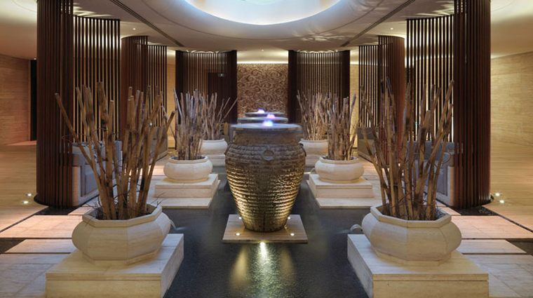 PropertyImage SpaInterContinental Shanghai Spa Basics Lounge CreditInterContinentalHotelsGroup