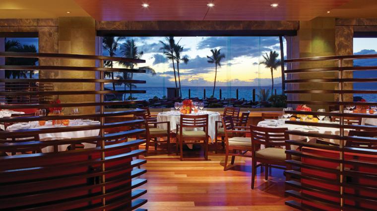 PropertyImage SpagoFourSeasonsMaui Restaurant Style Dining 3 CreditFourSeasons