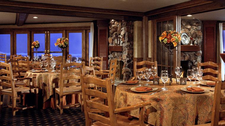 PropertyImage SteinEriksenLodge Restaurant GlitretindRestaurant Style Interior CreditSteinEriksenLodge