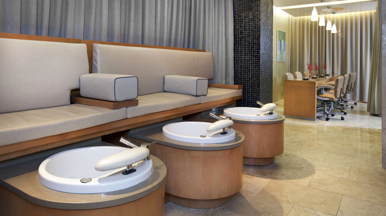 PropertyImage StillwaterSpa Toronto Spa Style PedicureStation CreditHyattCorporation