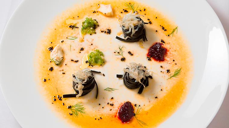 PropertyImage TERestaurant Restaurant Food GlassEel CreditTheInnAtLeolaVillage