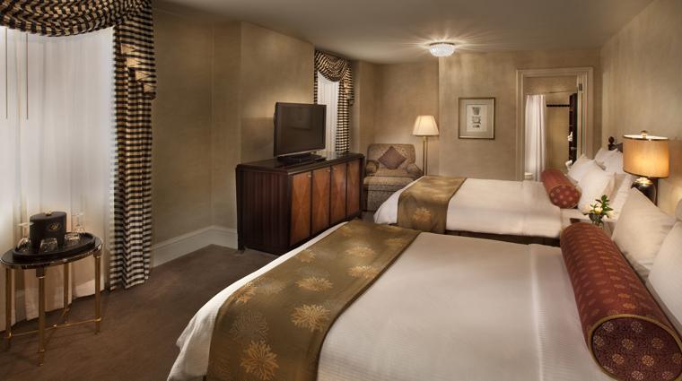 PropertyImage TheBensonHotel Hotel GuestroomsSuites Double CreditCoastHotelsAndResorts