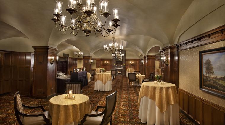 PropertyImage TheBensonHotel Hotel Restaurant LondonGrill CreditCoastHotelsAndResorts