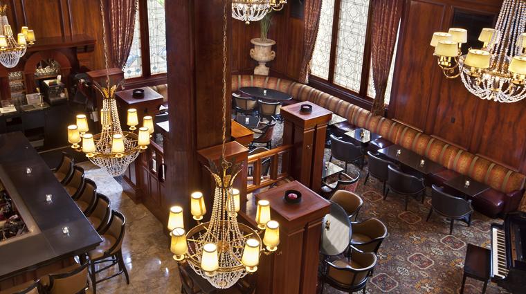 PropertyImage TheBensonHotel Hotel Restaurant ThePalmCourt DiningRoom CreditCoastHotelsAndResorts