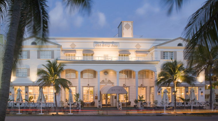 PropertyImage TheBetsySouthBeach Hotel Exterior HotelFacade Credit BetsyHotel