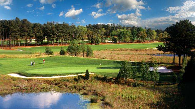PropertyImage TheCarolina 2 Hotel Activities Golf 1 CreditPinehurstLLC