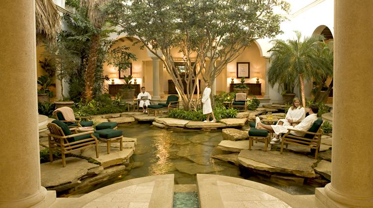 PropertyImage TheCloister Savannah Spa CloisterSpa GardenAtrium CreditSeaIslandCo
