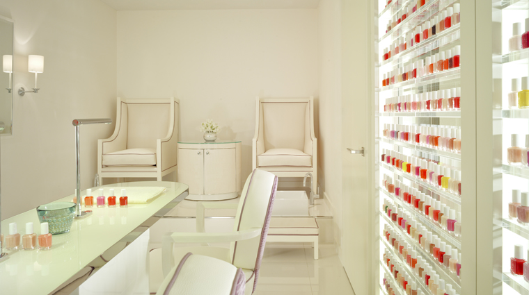 PropertyImage TheDorchester Hotel Spa TheDorchesterSpa ManicurePedicureSuite CreditDorchesterCollection