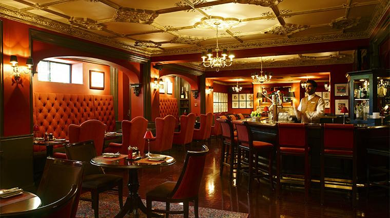 PropertyImage TheHayAdams Hotel BarLounge OffTheRecord BarInterior CreditTheHayAdams