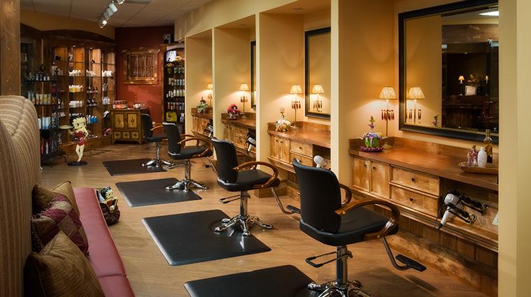 PropertyImage TheInnatLeolaVillage Hotel Activites DestinationsSpa HairStudioInterior CreditTheInnatLeolaVillage