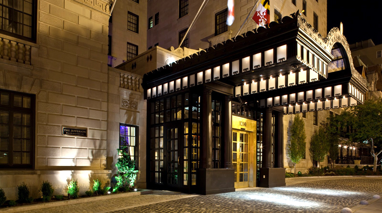 PropertyImage TheJefferson WashingtonDC Hotel Exterior 1 CreditTheJefferson