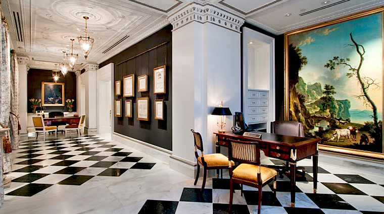 PropertyImage TheJefferson WashingtonDC Hotel Interior Lobby 1 CreditTheJefferson