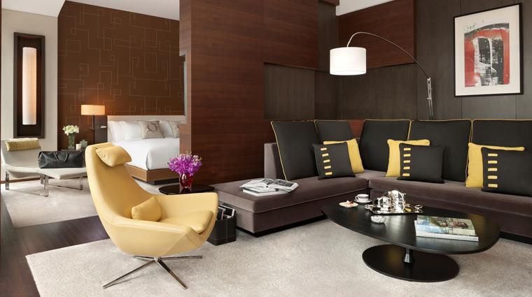 PropertyImage TheLanghamXintiandiShanghai Hotel GuestroomSuite LanghamSuite Livingroom CreditLanghamHotelsInternationalLimited
