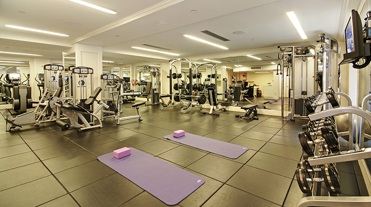 PropertyImage TheMark Hotel 16 PublicSpaces FitnessCenter CreditTheMarkLLC