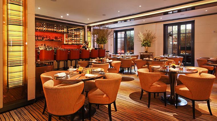 PropertyImage TheMark Hotel 20 Restaurant TheMarkRestaurant Lounge CreditTheMarkLLC
