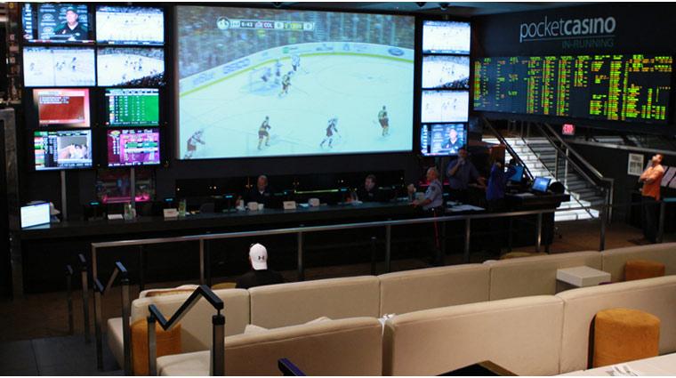 PropertyImage ThePalazzo LasVegas Restaurant LagassesStadium Style TVs CreditTheFiveStarTravelCorporation
