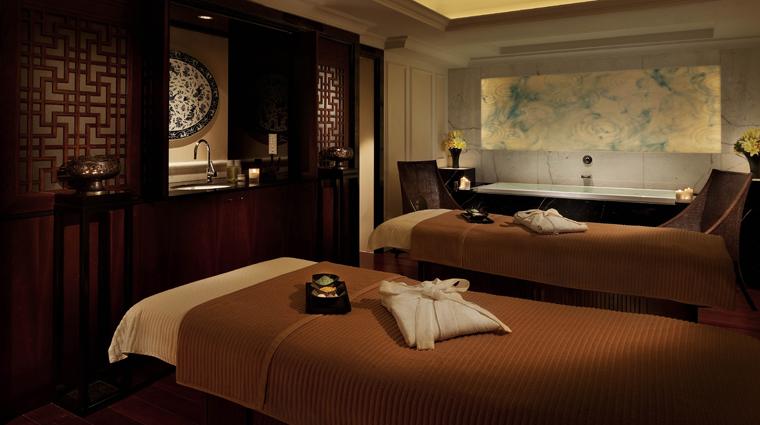 PropertyImage ThePeninsulaSpabyESPAShanghai Shanghai Spa Style TreatmentRoom 1 CreditTheHongkongandShanghaiHotelsLimited
