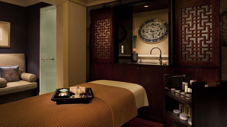 PropertyImage ThePeninsulaSpabyESPAShanghai Shanghai Spa Style TreatmentRoom 2 CreditTheHongkongandShanghaiHotelsLimited