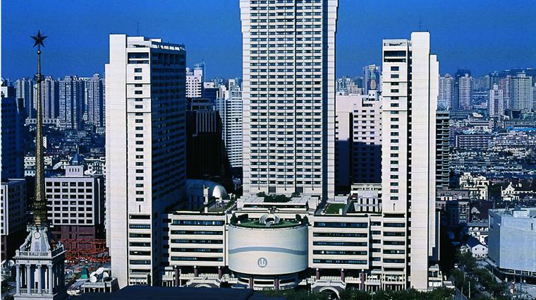 PropertyImage ThePortmanRitzCarltonShanghai Shanghai Hotel Exterior CreditTheRitzCarltonHotelCompanyLLC