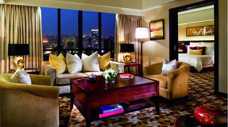 PropertyImage ThePortmanRitzCarltonShanghai Shanghai Hotel Guestrooms ClubExecutiveSuite CreditTheRitzCarltonHotelCompanyLLC