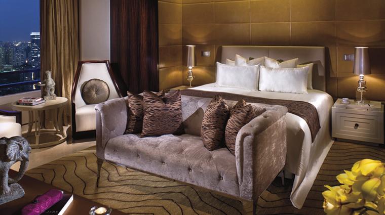 PropertyImage ThePortmanRitzCarltonShanghai Shanghai Hotel Guestrooms TheRitzCarltonSuite Bedroom CreditTheRitzCarltonHotelCompanyLLC