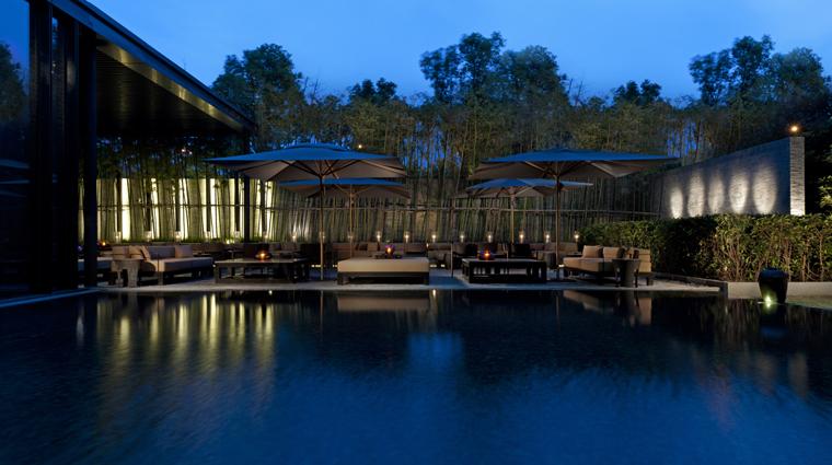PropertyImage ThePuliHotelandSpa Shanghai Hotel Restaurant GardenTerrace 5 CreditThePuliHotelandSpa