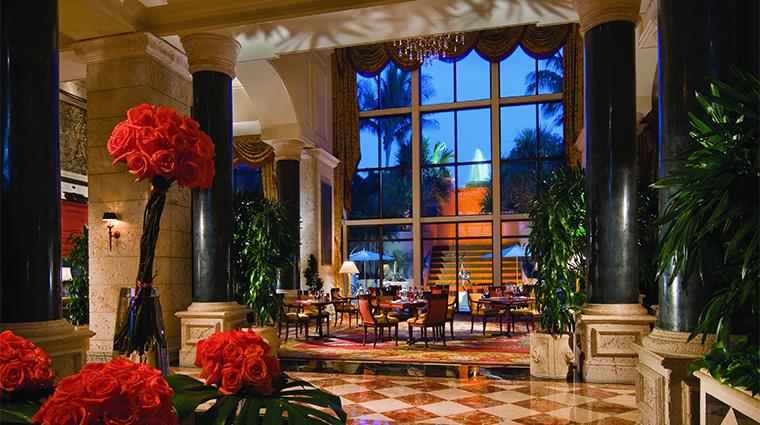 PropertyImage TheRitzCarltonCoconutGroveMiami Hotel PublicSpaces Lobby CreditTheRitzCarltonHotelCompanyLLC