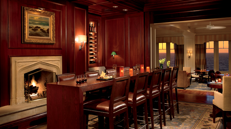PropertyImage TheRitzCarltonHalfMoonBay SanFrancisco Hotel Restaurant Eno WineRoom CreditTheRitzCarltonHotelCompanyLLC