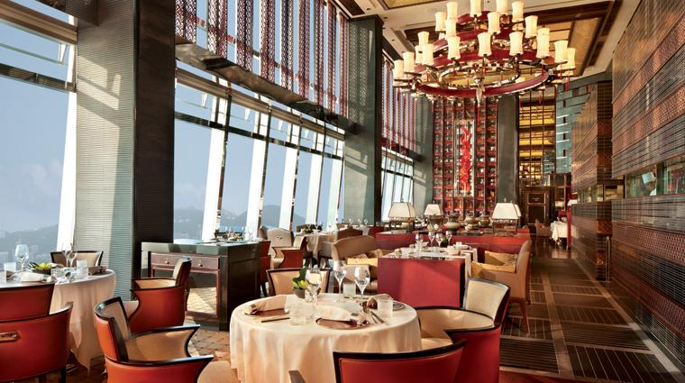 PropertyImage TheRitzCarltonHongKong Restaurant Style TinLungHeen Credit TheRitzCarltonHotelCompanyLLC