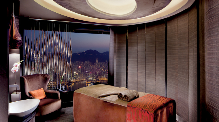 PropertyImage TheRitzCarltonHongKong Spa Style TreatmentRoom Credit TheRitzCarltonHotelCompanyLLC
