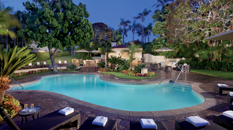 PropertyImage TheRitzCarltonLagunaNiguel Hotel Pool Night CreditTheRitzCarltonLagunaNiguel