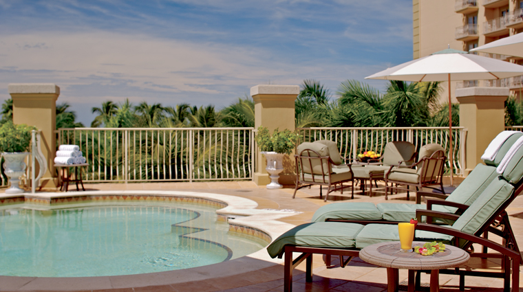 PropertyImage TheRitzCarltonNaples Spa Basics MineralPool Credit TheRitzCarltonHotelCompanyLLC
