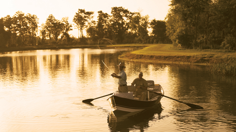 PropertyImage TheRitzCarltonOrlandoGrandeLakes Hotel Activities FlyFishingSchool Credit TheRitzCarltonHotelCompanyLLC