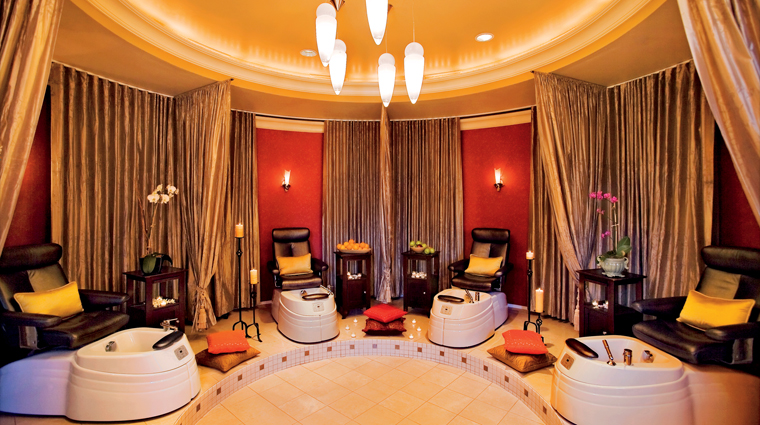 PropertyImage TheRitzCarltonOrlandoGrandeLakes Spa Treatment SpaPedicureRoom Credit TheRitzCarltonHotelCompanyLLC