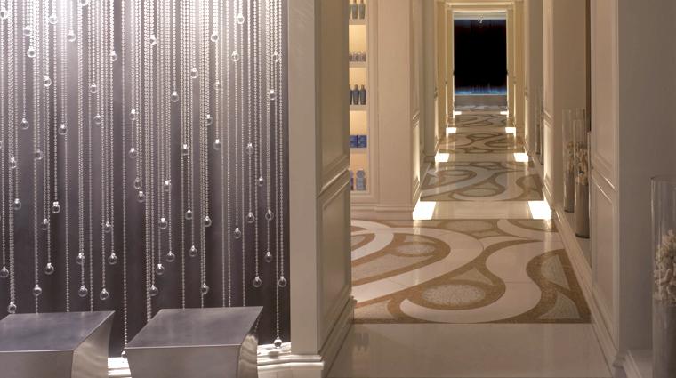 PropertyImage TheRitzCarltonSpaLagunaNiguel OrangeCounty Spa Style Hallway CreditTheRitzCarltonHotelCompanyLLC