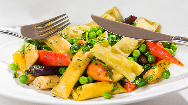 PropertyImage TheRugbyGrille 14 Food Pasta CreditTheTownsendHotel