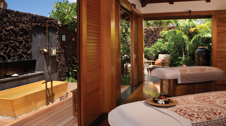 PropertyImage TheSpaatFourSeasonsResortHualalai Hawaii Spa TreatmentRoom CreditFourSeasons