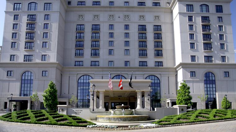 PropertyImage TheStRegisAtlanta Atlanta Hotel Exterior 1 CreditTheFiveStarTravelCorporation
