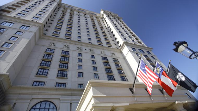 PropertyImage TheStRegisAtlanta Atlanta Hotel Exterior 2 CreditTheFiveStarTravelCorporation