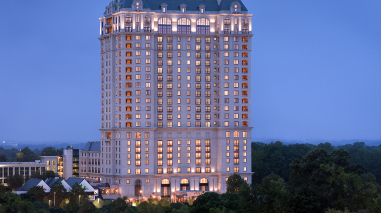 PropertyImage TheStRegisAtlanta Atlanta Hotel Exterior CreditStarwoodHotelsandResortsWorldwideInc