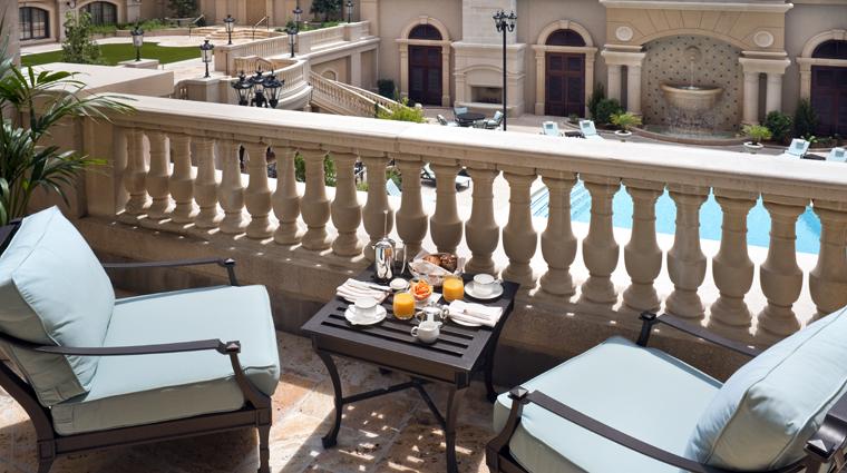 PropertyImage TheStRegisAtlanta Atlanta Hotel Guestroom CarolineAstorSuite BalconyView CreditStarwoodHotelsandResortsWorldwideInc